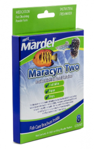 Fritz Aquatics 8 Count Mardel Maracyn 2 Treats