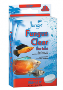 Jungle TB630W Tank Buddies Fungus Clear Tablets