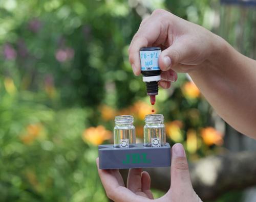 testing-aquarium-water-with-kit